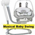 musical baby swing