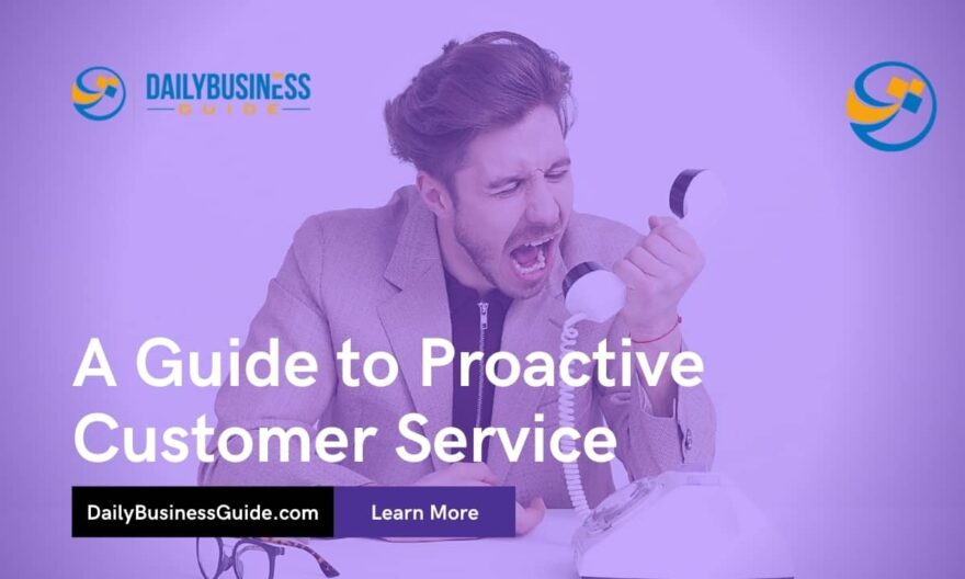 A Guide to Proactive Customer Service